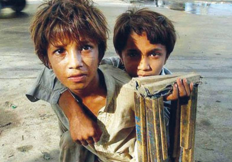 Beggars in Pakistan